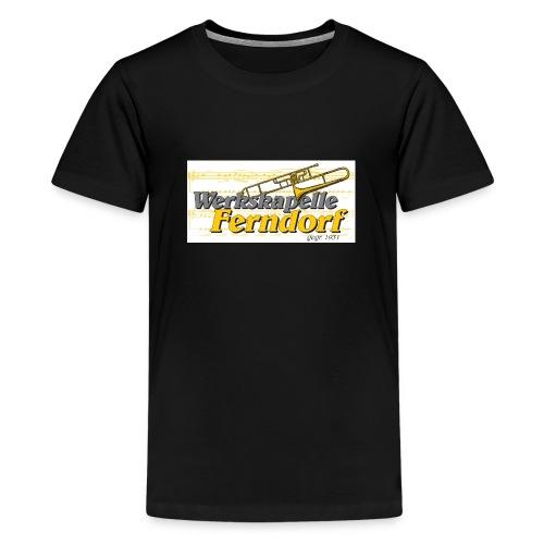 Logo WK Ferndorf - Teenager Premium T-Shirt