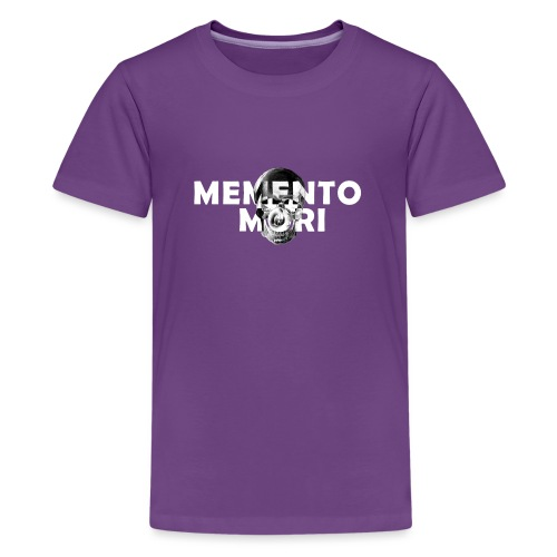 54_Memento ri - Teenager Premium T-Shirt