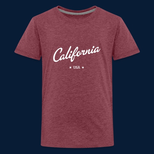 California - Teenager Premium T-Shirt