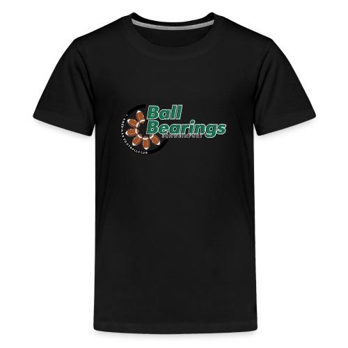BB DJK Abteilungslogo Large png - Teenager Premium T-Shirt