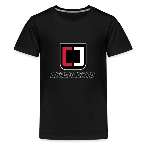 Cover Smartphone - Corsacorta - Maglietta Premium per ragazzi