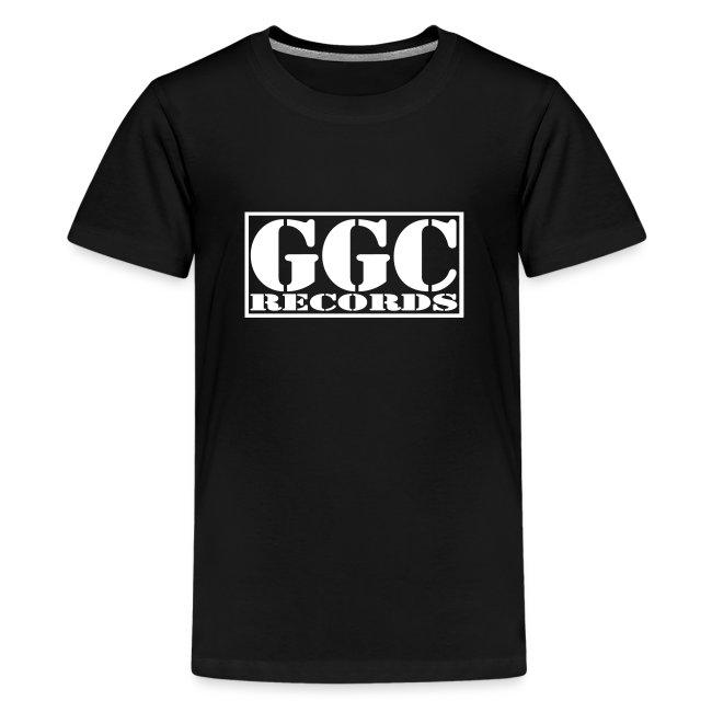 GGC-Records Label-Stempel
