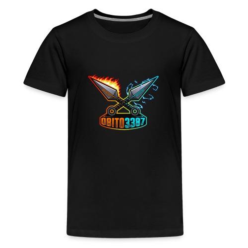 Kunai - Teenager Premium T-Shirt