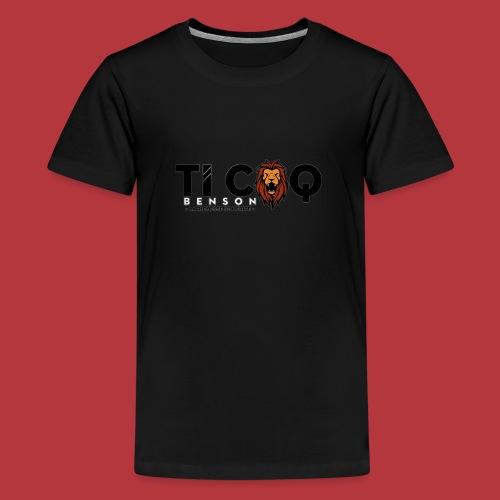 TI Coq Benson - T-shirt Premium Ado