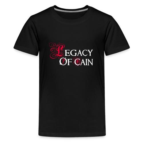 Legacy of Cain - Maglietta Premium per ragazzi