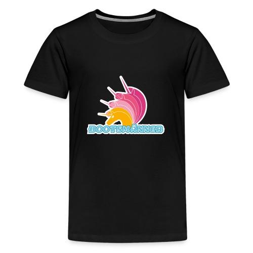 Bootsmaenner - Teenager Premium T-Shirt