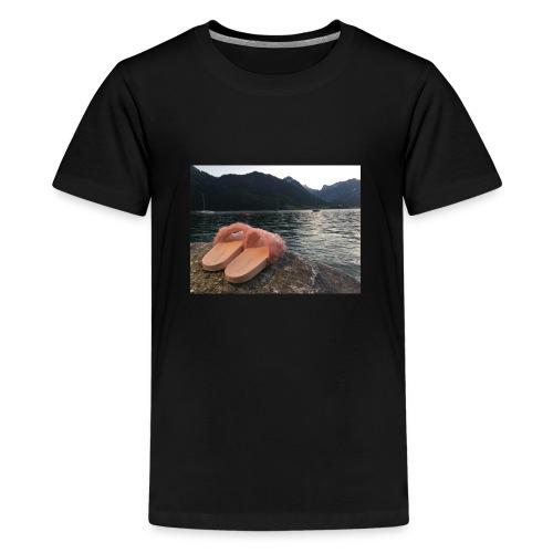 Achensee - Teenager Premium T-Shirt