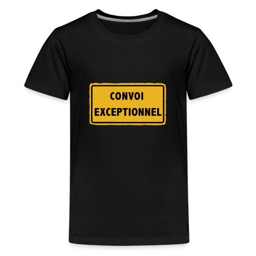 Convoi Exceptionnel - Teenager Premium T-Shirt