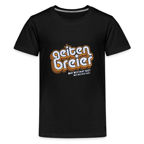Geitenbreier - Teenager Premium T-shirt
