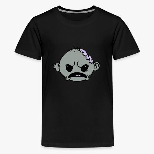 Zombob - Teenager premium T-shirt