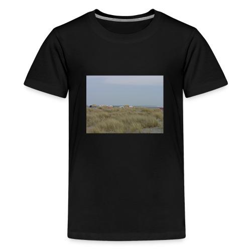 Urlaub am Meer - Teenager Premium T-Shirt