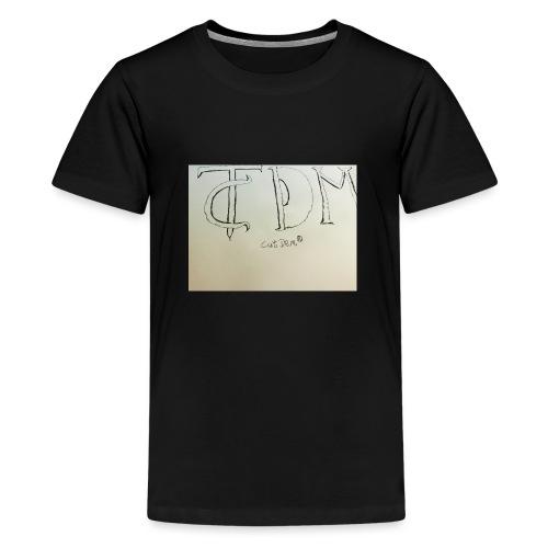 CT DM - Teenager Premium T-Shirt