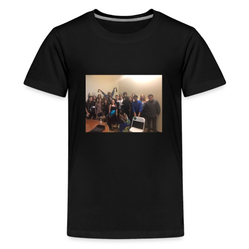 IMG 20170602 WA0074 - Teenage Premium T-Shirt