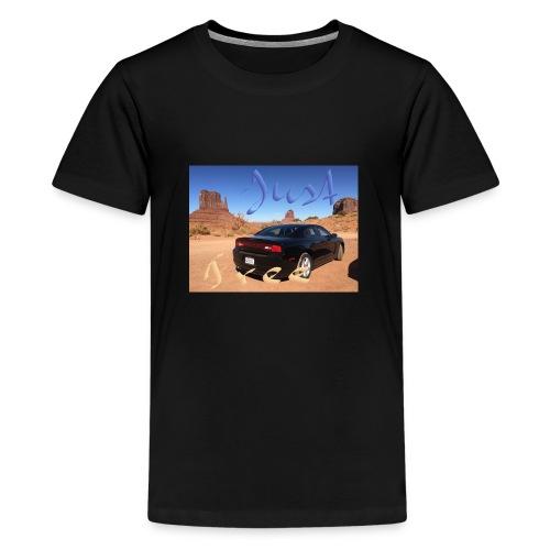 Nur Frei - Teenager Premium T-Shirt