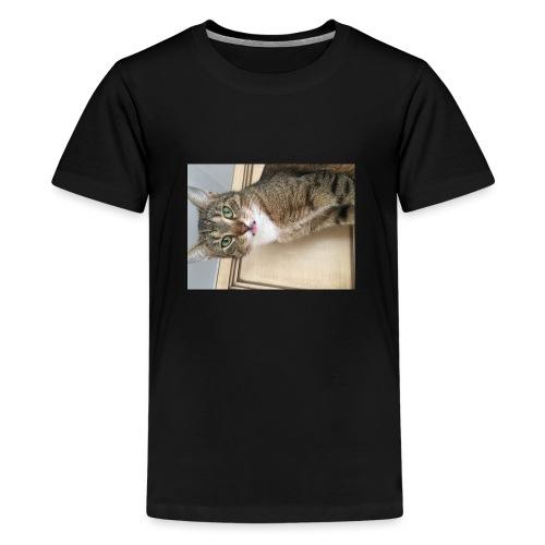 Kotek - Koszulka młodzieżowa Premium