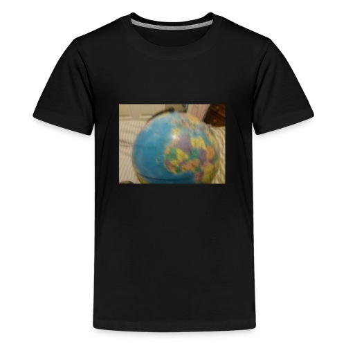 The Slag storre - Teenage Premium T-Shirt