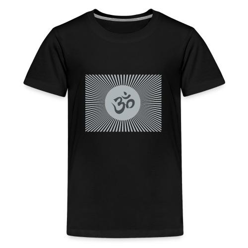 Om Mantra Buddha - Teenager Premium T-Shirt