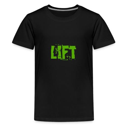 lift - Maglietta Premium per ragazzi