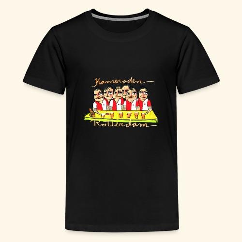 Kameraden Feyenoord - Teenager Premium T-shirt