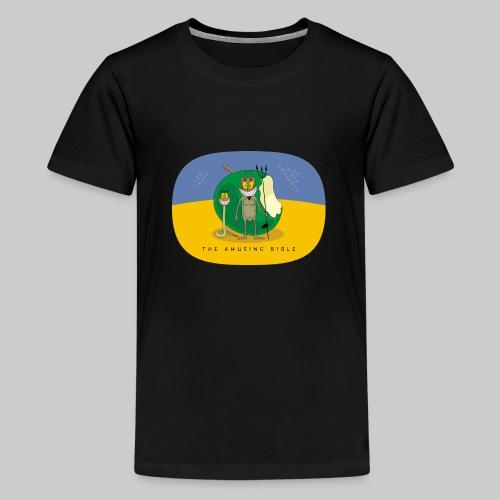 VJocys Apple - Teenage Premium T-Shirt