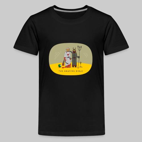 VJocys Devil - Teenage Premium T-Shirt