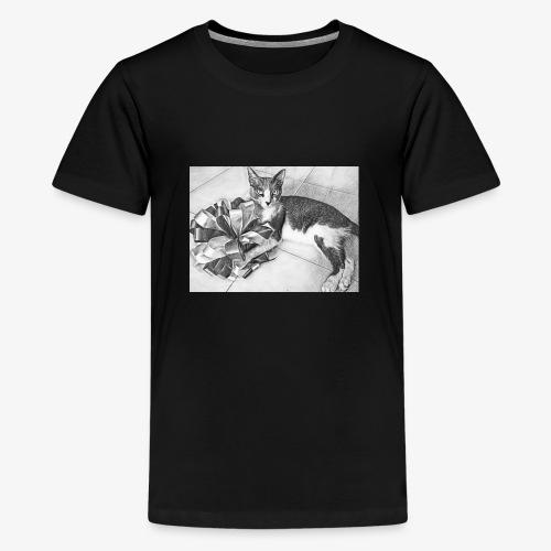 tommy - Camiseta premium adolescente