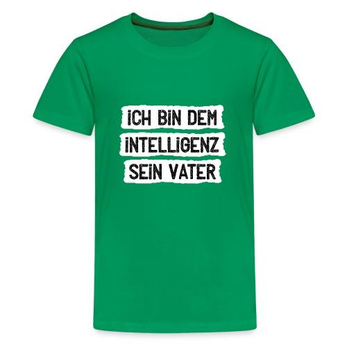 Abschluss T-Shirt Abipulli Abishirt Sprüche - Teenager Premium T-Shirt