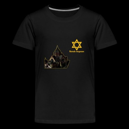 Synagoge - Teenager Premium T-Shirt