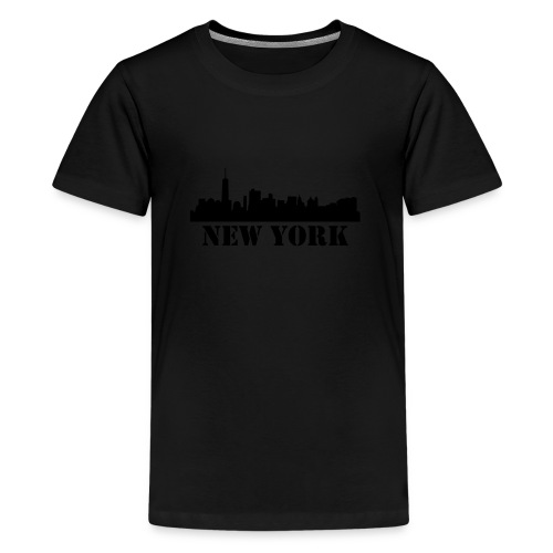 New York - Teenager Premium T-Shirt