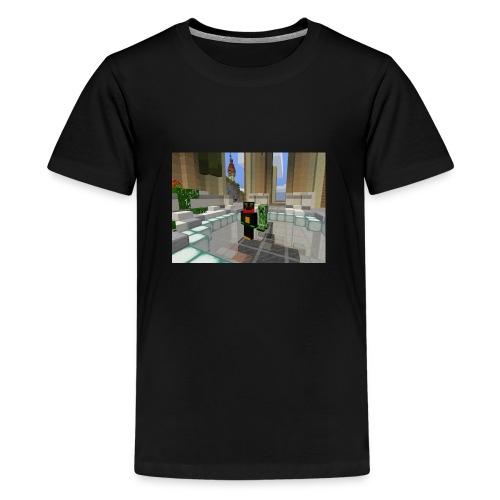 für meine schwester gemacht - Teenage Premium T-Shirt