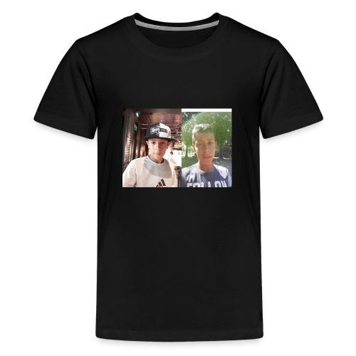 la meraviglia - Maglietta Premium per ragazzi