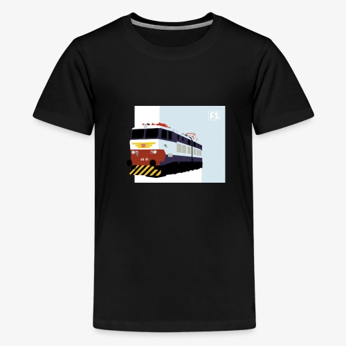 FS E 656 Caimano - Maglietta Premium per ragazzi