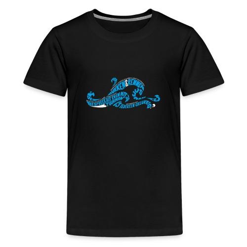 EZS T shirt 2013 Front - Teenager Premium T-shirt