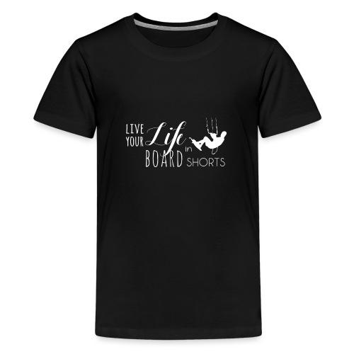 Surf-Collection 2016 / Design Mundaka - Teenager Premium T-Shirt