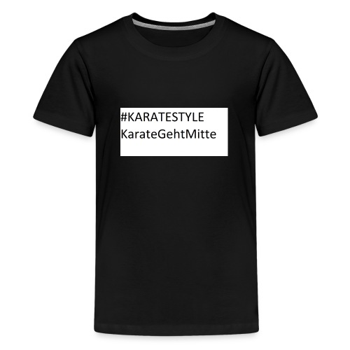 Diesmal sehr günstig - Teenager Premium T-Shirt