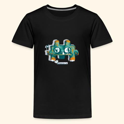 SpaceInvasor - T-shirt Premium Ado