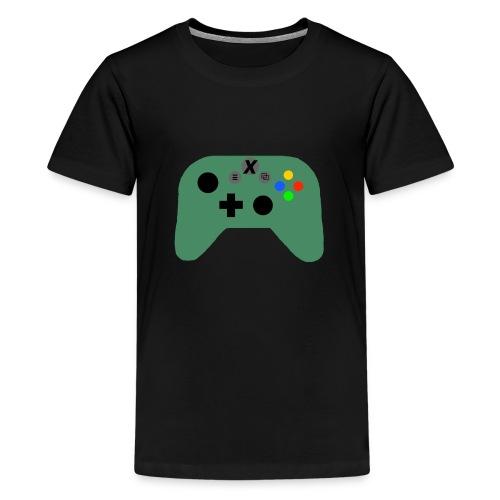 Original controller merch - Teenage Premium T-Shirt