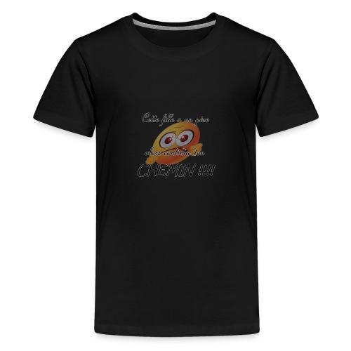 cette fille - T-shirt Premium Ado