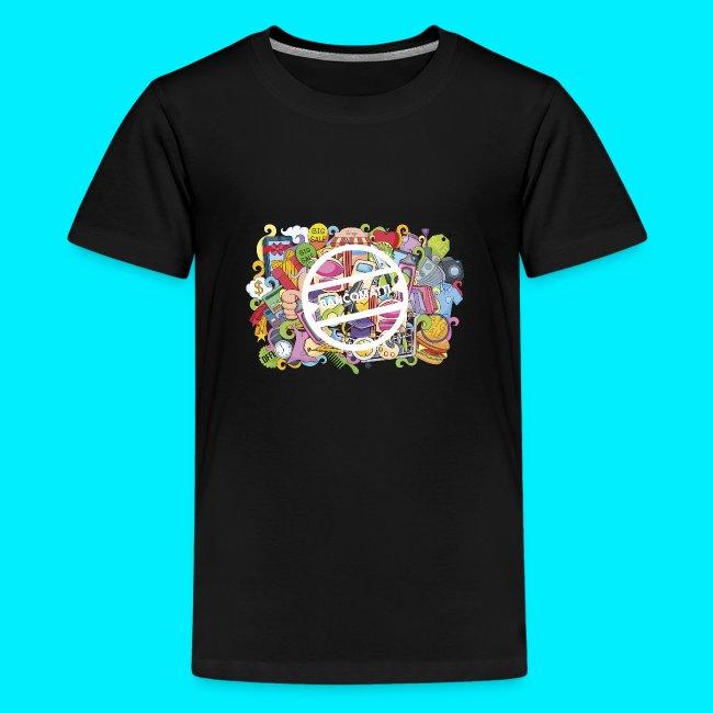maglia logo doodle