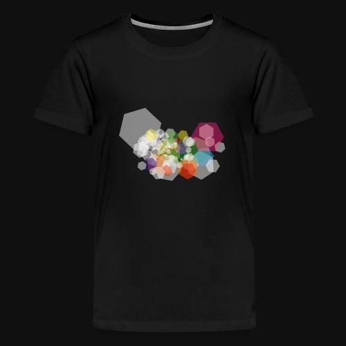Abstartct artwork - T-shirt Premium Ado