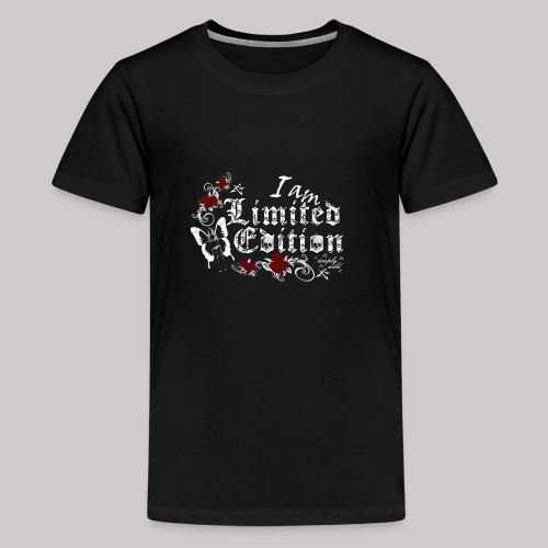 simply wild limited edition on black - Teenager Premium T-Shirt