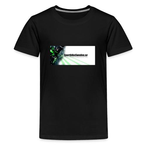 iPhone 6/6s skal med greppvänlig kant - Premium-T-shirt tonåring
