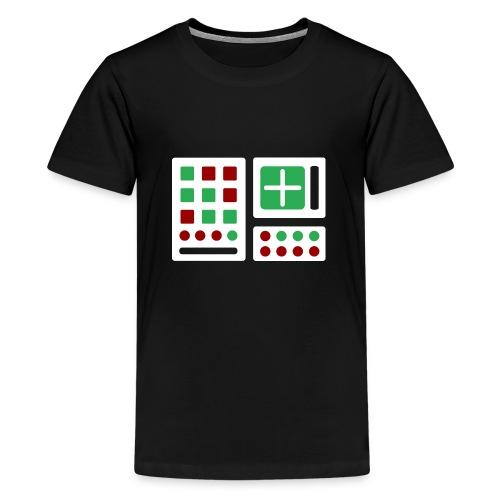Classic Computer 2 - Teenager Premium T-Shirt