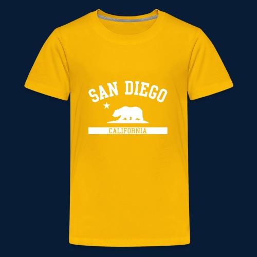 San Diego - Teenager Premium T-Shirt