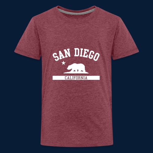 San Diego - Teenager Premium T-Shirt