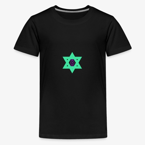 Star eye - Teenage Premium T-Shirt