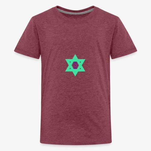 Star eye - Teenage Premium T-Shirt