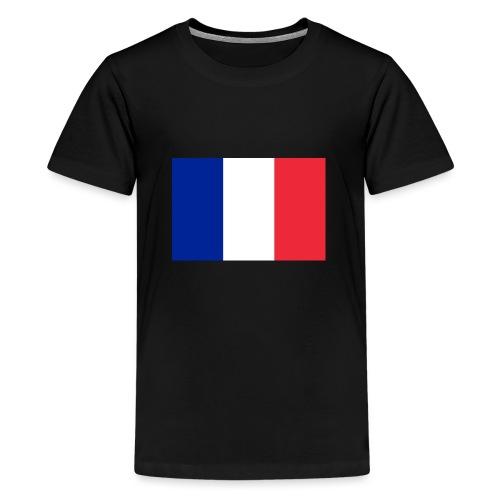 France - T-shirt Premium Ado