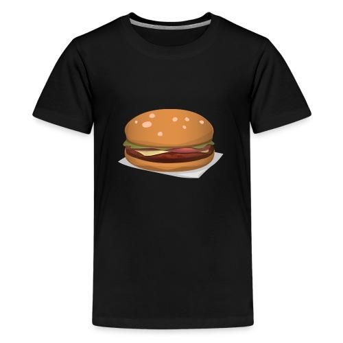 hamburger-576419 - Maglietta Premium per ragazzi
