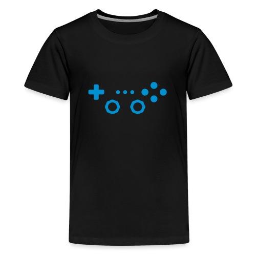Classic Gaming Controller - Teenage Premium T-Shirt